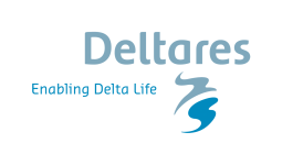 Logo Deltares as partner in FORCOAST