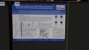 FORCOAST poster at Ocean Sciences Meeting